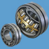 Spherical roller bearings for vibrating applications