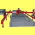 "Plasma cutting machines ""Gantry"" series"